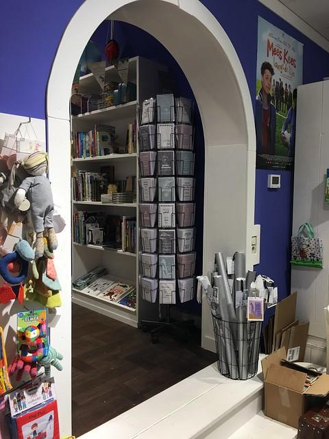 Kinderboekwinkel De Toverlantaarn