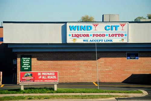 Windy City Liquors - Melrose Park, Illinois