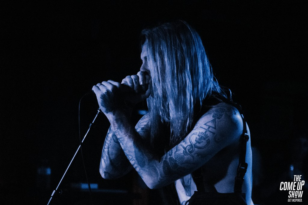 Ghostemane live at Adelaide Hall
