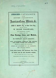 Kolbe-Fanning Burd Library sale lot 491-1