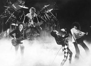 Queen live @ Dayton - 1977