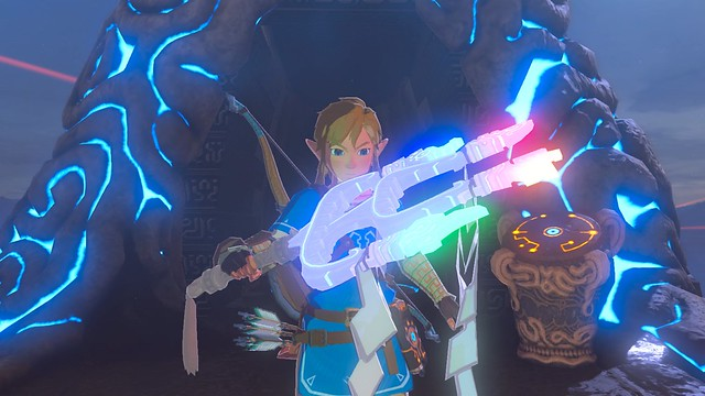 Zelda: Breath of the Wild 'The Champions Ballad DLC
