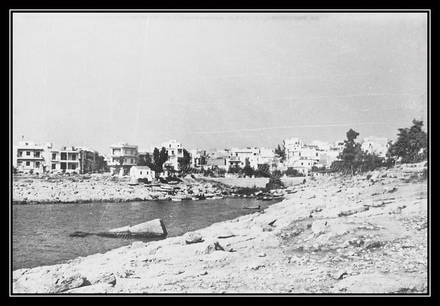 Όρμος Αφροδίτης (Μπαϊκούτσι), Πειραϊκή. Φωτογραφία: Γεώργιος Παν. Μπακούρος – Δωρίων.