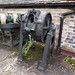 TIMS Mill Tour 2017 UK - Cheddleton Flint Mill - ball mill-9513