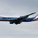 G-CLAB | Boeing 747-83QF | CargoLogicAir (w/Boeing 100 years logo)