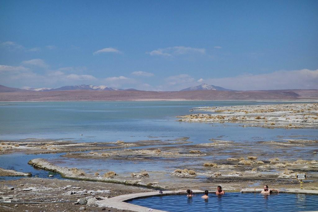 Uyuni - Aguas Termales de Polques 1