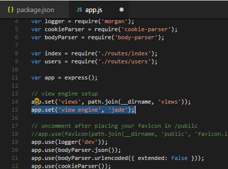 2017-12-05 04_54_56-● app.js - expressmvc - Visual Studio Code