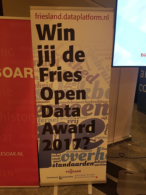Fries Open Data Platform / Connect.frl