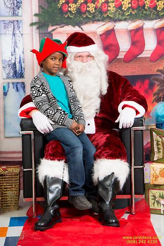 Santa at Teecs-17