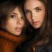 Anna and Nadya by Sean Archer