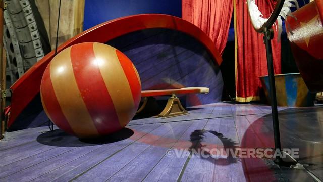 Cirque du Soleil KURIOS-5