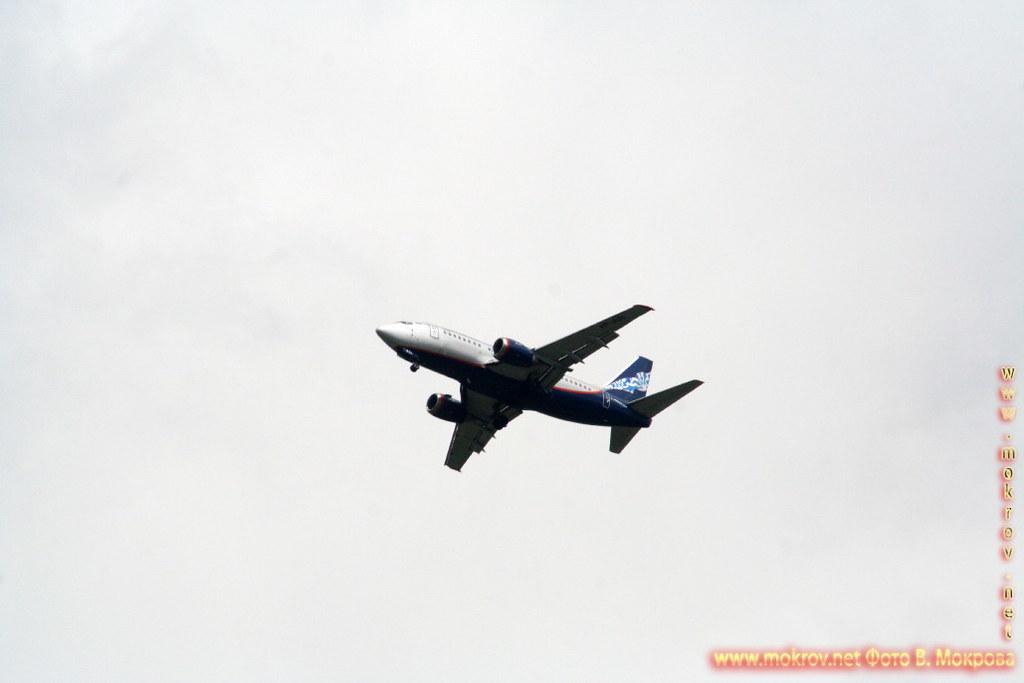 Боинг-737.