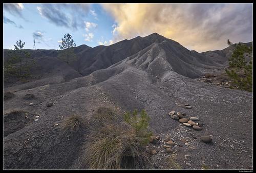 Wrinkled Mountain #2