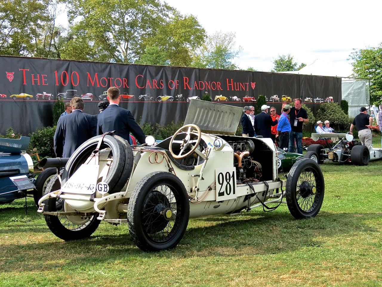 1912 Mercedes Grand Prix 2