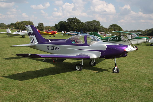 G-CEAR Alpi Aviation Pioneer 300 [PFA 330-14511] Sywell 020917