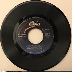 MICHAEL JACKSON:DON'T STOP 'TIL YOU GET ENOUGH(RECORD SIDE-B)