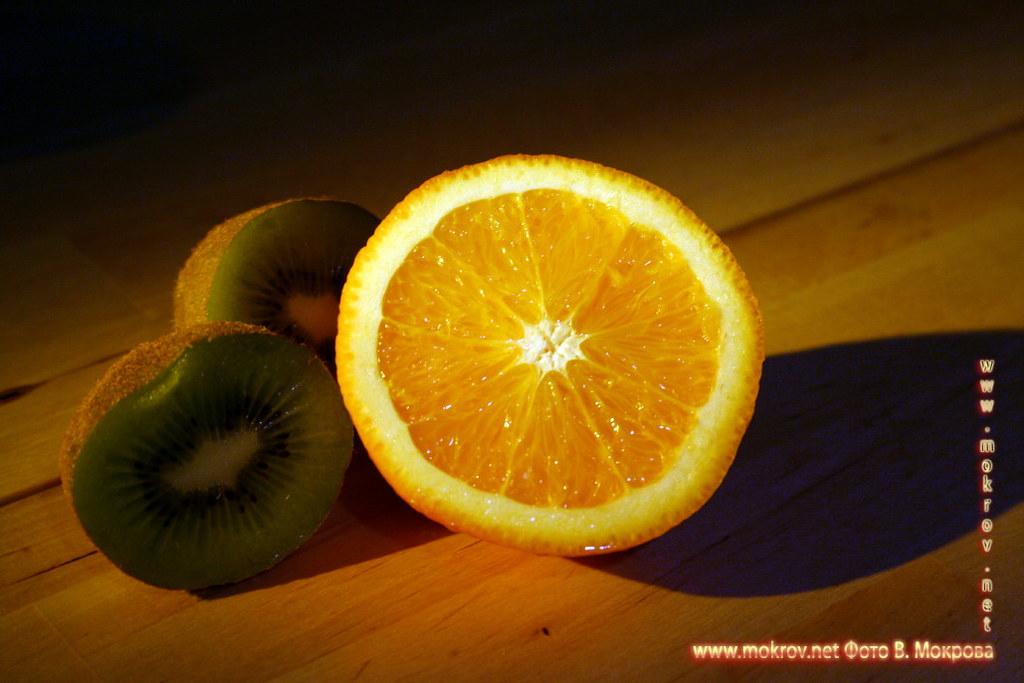 Апельсин.