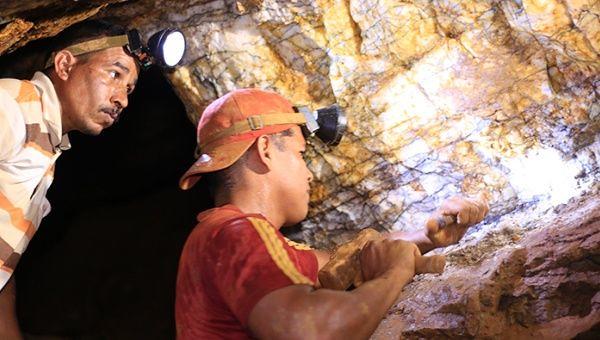 Venezuela reivindica certificação da segunda maior reserva de ouro do mundo
