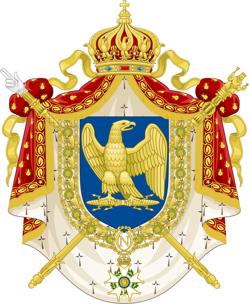 Coat of Arms, Second French Empire (1852-1870)