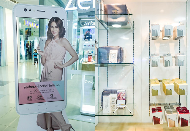 Patty Villegas - The Lifestyle Wanderer  - First Zenfone 4 Store - Visayas - ASUS Philippines - Iloilo City -6.5