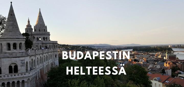 Budapestin helteessa