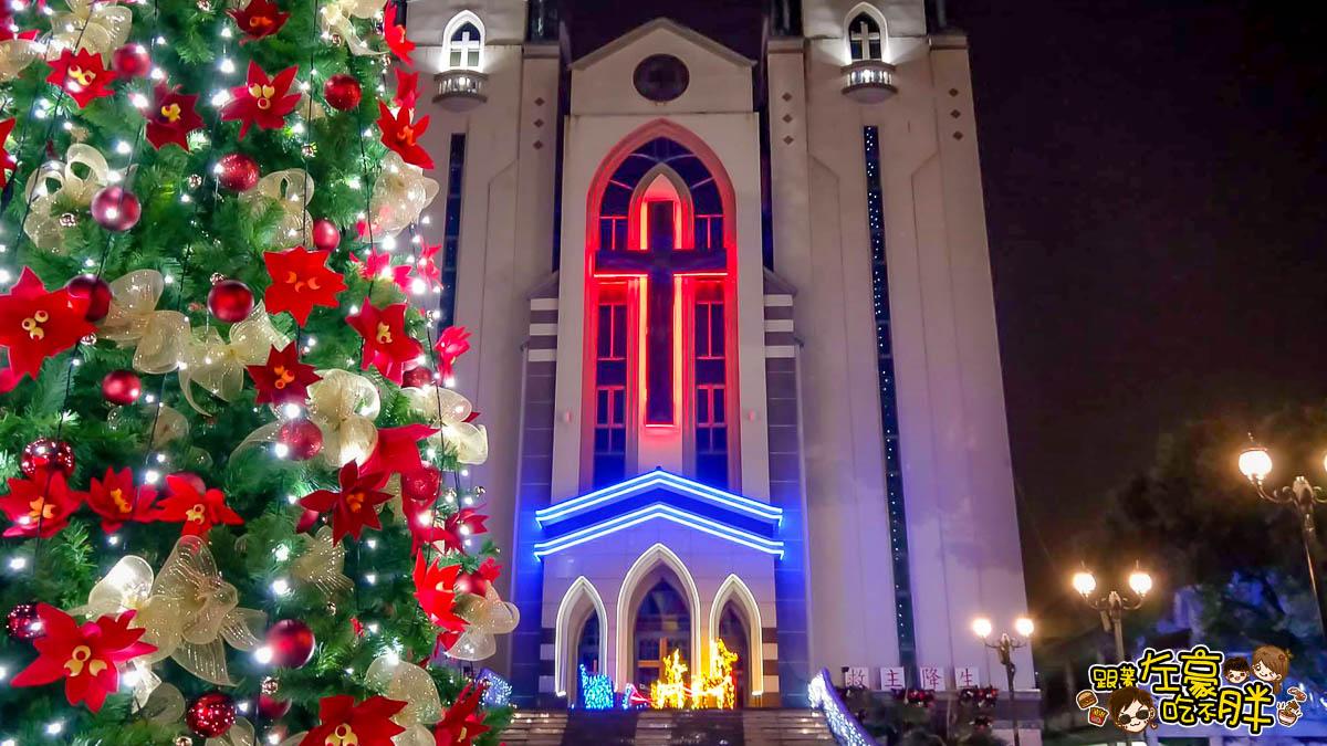 鳳山最美教堂聖誕景點-7