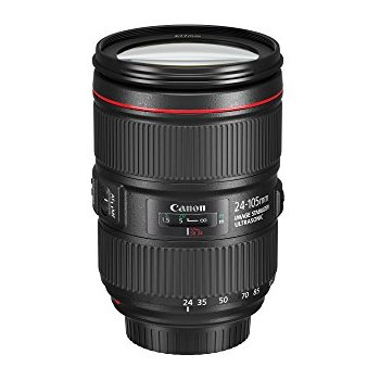 Canon EF 24-105mm f:4 L IS USM Lens