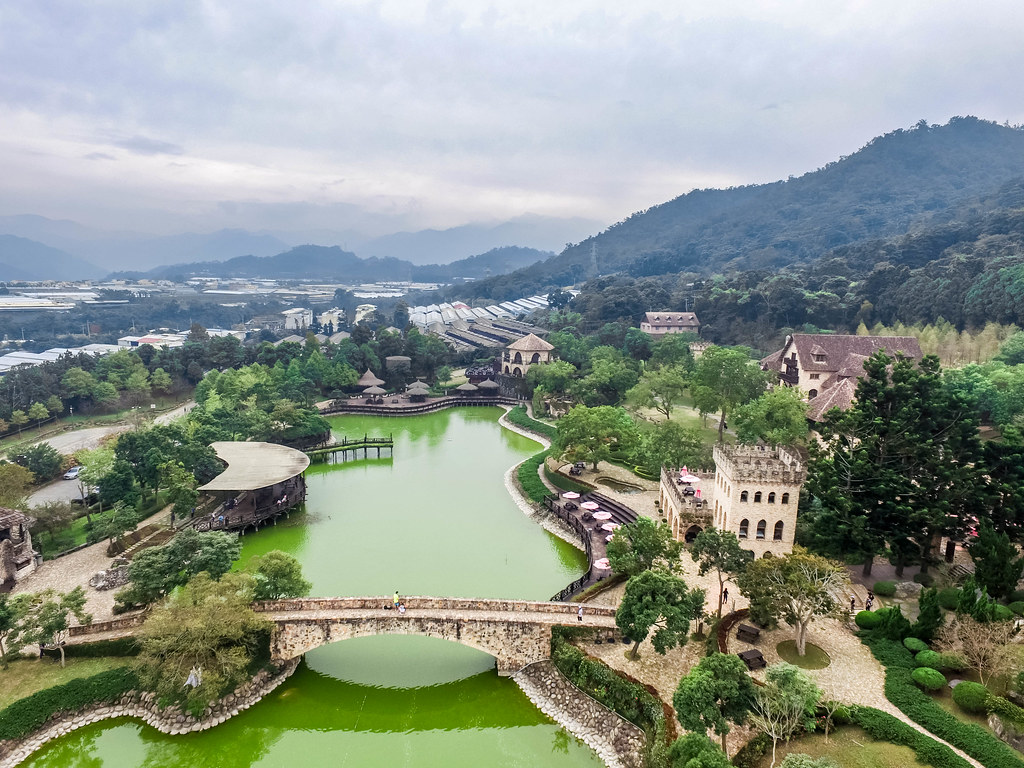 Xinshe Castle Experience Europe In Taiwan Alexis Jetsets