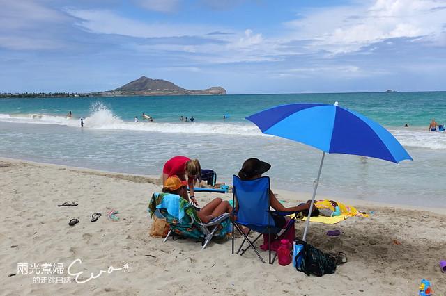 【美國夏威夷歐胡島】東部向風海岸Kailua Beach & Lanikai Beach