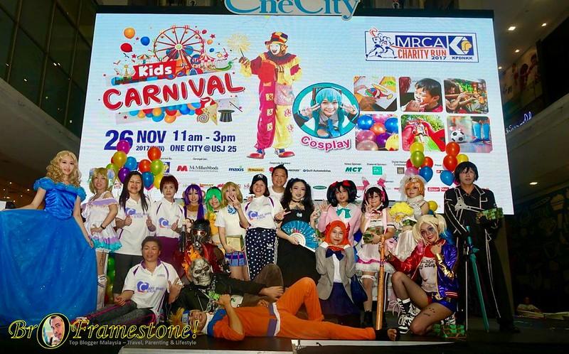 Karnival Larian Amal MRCA 2017