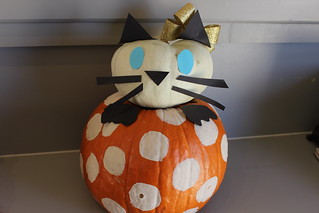 Staff Pumpkin Decorating Contest