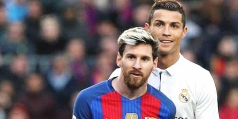 Lionel Messi Tertawakan Cristiano Ronaldo Karena Berani Bertaruh