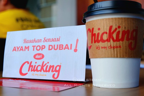 Ayam Top Dubai dari Chicking