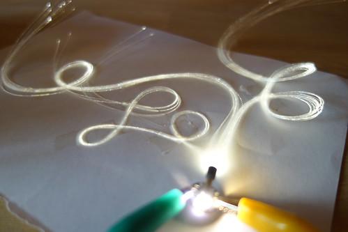 lulu fiber optic test