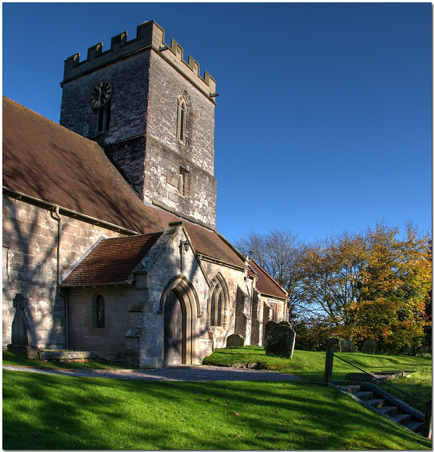 St Lawrence, Rowington