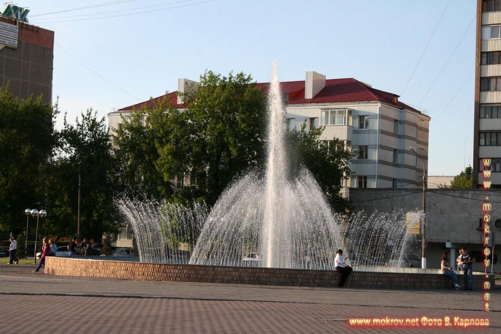 Город Подольск фотоснимки Фотографии Владимира Мокрова
