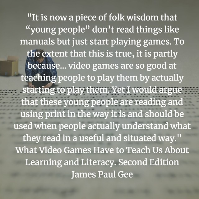 James Paul Gee Quote10