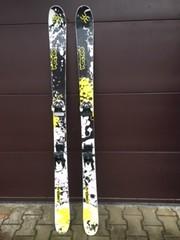 Freestyle lyže - titulní fotka
