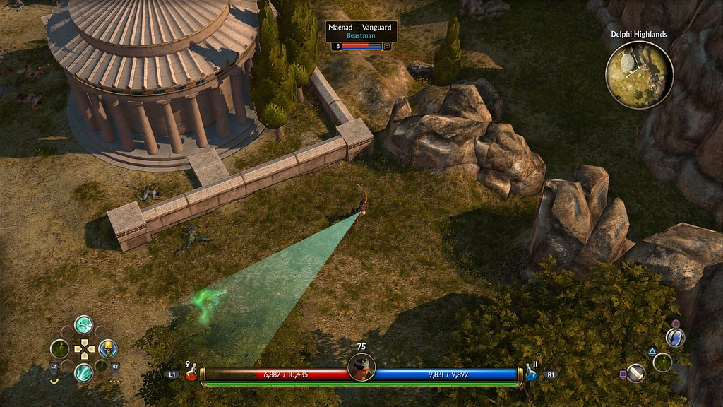 How classic action RPG Titan Quest is being optimised for PS4