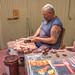 Carving Pipestone
