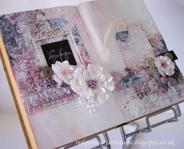 pastel art journal pages 5