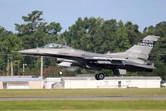 SCANG F-16C Fighting Falcon, 157th FS, 169 FW, Swamp Fox,