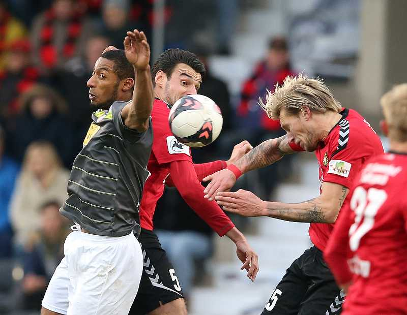 18.11.2017  SG Sonnenhof Grossaspach vs. FC Rot-Weiss Erfurt