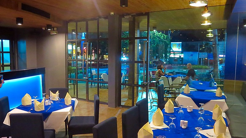 North Pattaya restaurants