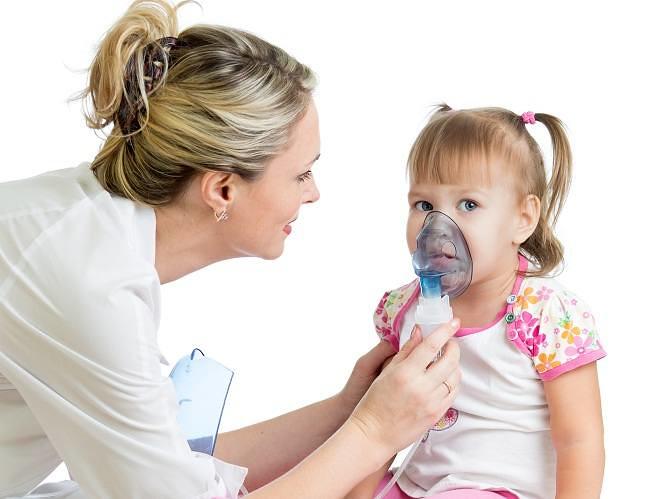 Pengobatan Bronkopneumonia Pada Anak