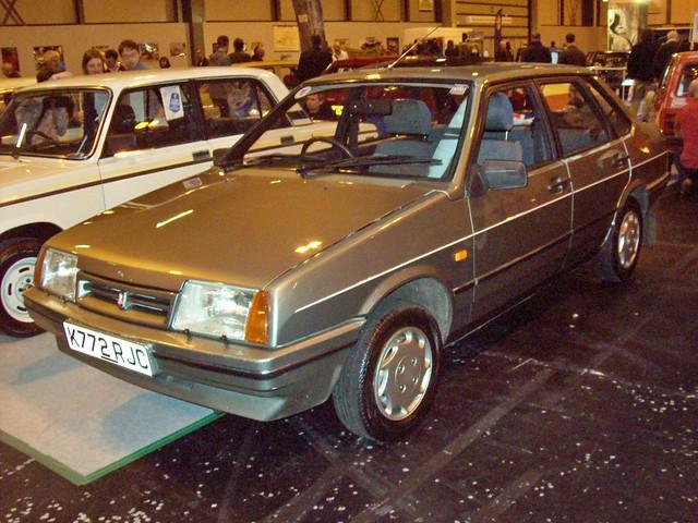 455 Lada Samara 1500GL Saloon (1992)