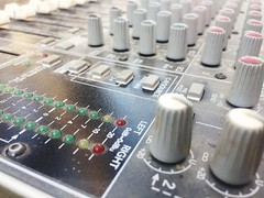 Sound Mixer Sound Recording Equipment Music Mixing Recording Studio Control Audio Equipment Knob Studio Technology Indoors  Control Panel Arts Culture And Entertainment Broadcasting Close-up Switch Connection Block No People Radio Station Day PhotoNepal B