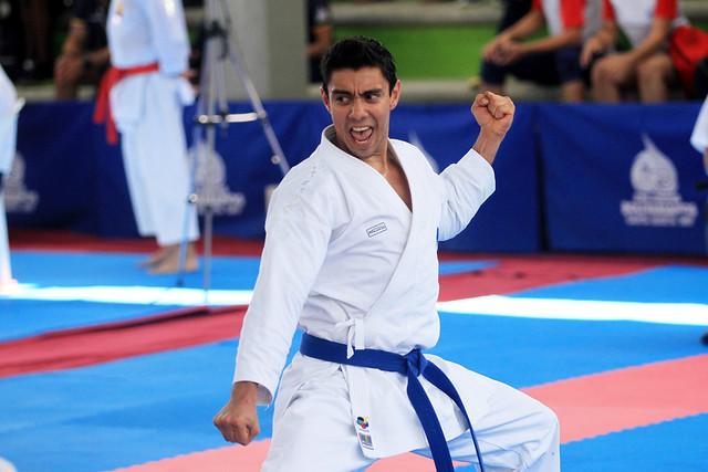 Karate nacional debuta en Juegos Bolivarianos