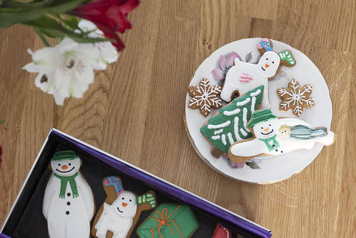Snowman Biscuits Gift Ideas