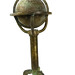 Small photo of ANTIQUE BRASS ASTRONOMICAL ARMILLARY